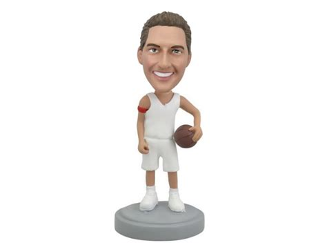 bobblehead basketball basketball player bobblehead