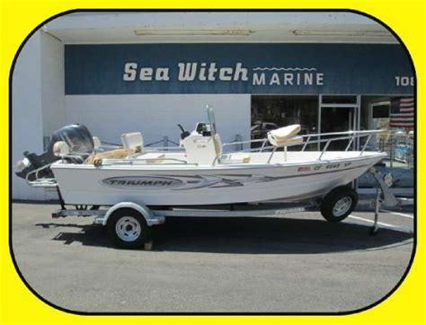 triumph cc boats for sale triumph 170 cc boats for sale in vista california