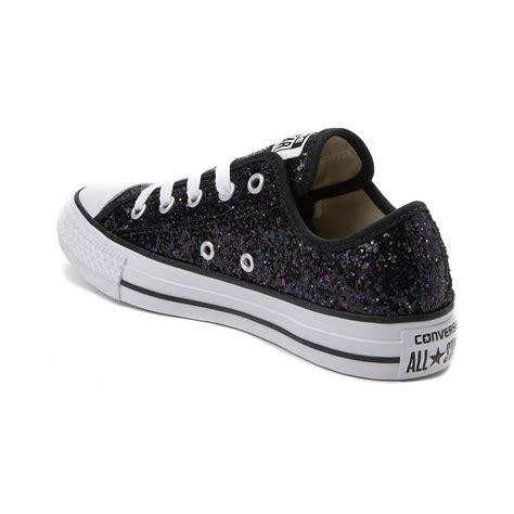 converse glitter sneakers womens converse chuck all lo glitter sneaker