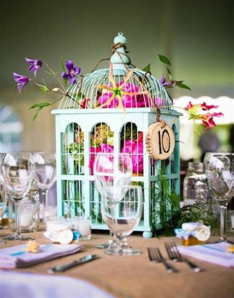 Unique Vintage Decor with Beautiful Flower Arrangements