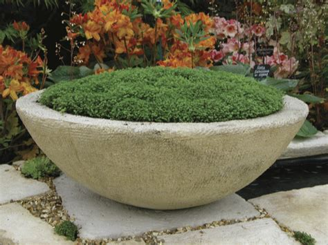 Garden Bowl Planter bowl planters garden features ornaments