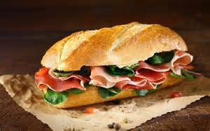 Hd Interior Fondo De Pantalla Sandwich With Jamon Hd