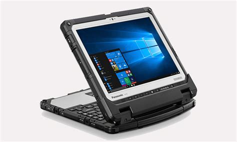 rugged tablet india panasonic toughbook cf 33 detachable rugged laptop launched in india