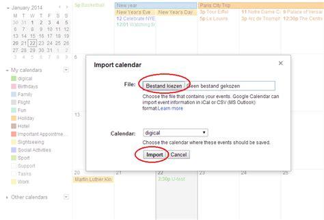 csv format google calendar how do i import ics ical csv files into google calendar