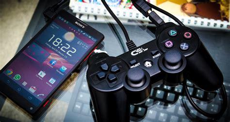 Usb On The Go Sony Xperia usb on the go gamepad controller mit sony xperia z oder zl