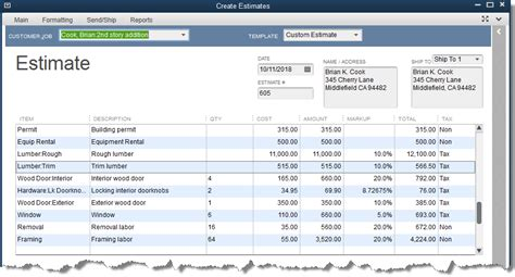 estimates quickbooks training quickbooks consulting