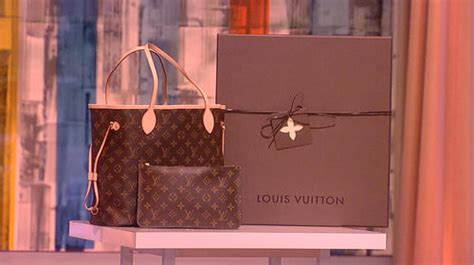 Www Abc Com Theview Sweepstakes - enter for a chance to win a louis vuitton bag the view