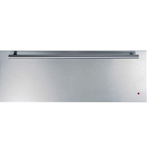 zj7000sjss monogram 27 quot stainless steel warming drawer