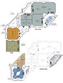 Floor Layout Design Floor Plans Santa Clara Convention Center