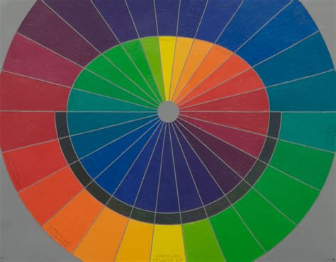 negative colors william tapley of color idea these paintings