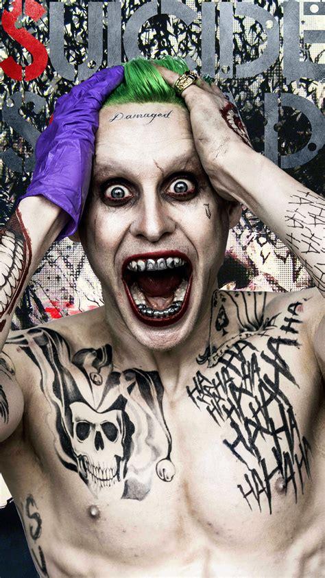 jared leto joker tattoo damaged suicide squad joker damaged tattoos iphone 6 hd wallpaper