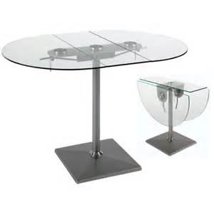 Glass Drop Leaf Dining Table Drop Leaf Tables Kitchen Sourcebook