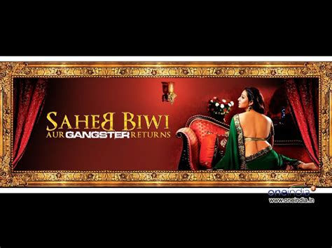 gangster film hd songs saheb biwi aur gangster returns hq movie wallpapers