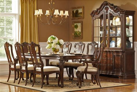 How To Set A Formal Dining Room Table Formal Dining Room Sets Feel The Luxury Of Dining Home Furniture Design