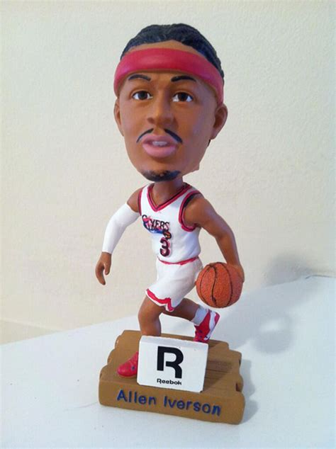2pac bobblehead allen iverson is coming back to the sixers sort of
