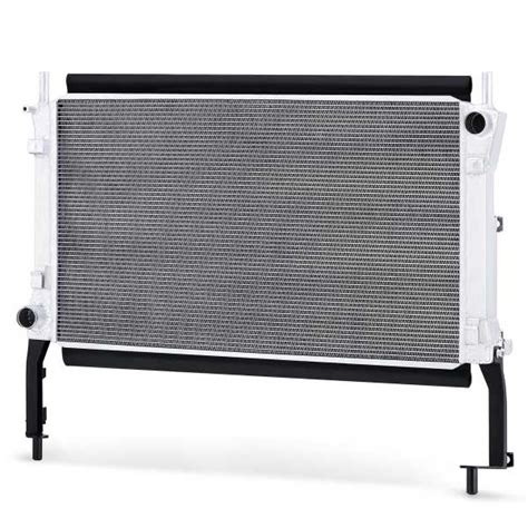 2016 Ford Mustang Ecoboost 2 3l mishimoto performance radiator for 2015 2016 ford mustang