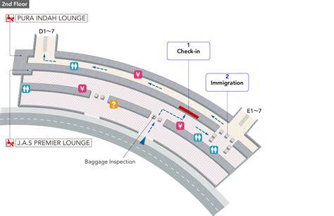 layout bandara soekarno hatta jakarta soekarno hatta international airport arrivals and
