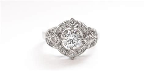Deco Engagement Rings by What Is An Deco Engagement Ring