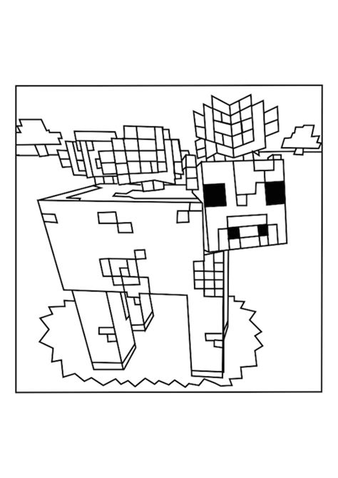 minecraft food coloring pages free minecraft coloring pages image 24 gianfreda net