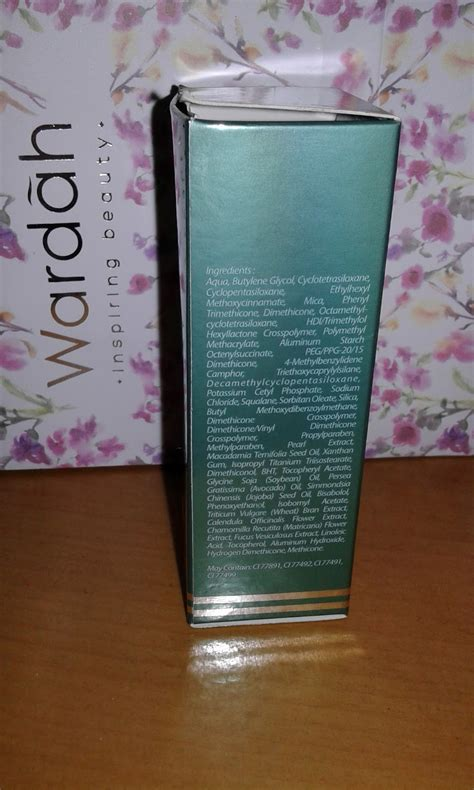 Harga Wardah Exclusive Liquid Foundation Spf 30 dessy journal review and swatch wardah exclusive liquid