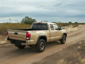 Toyota Tacoma Pricing 2016 Toyota Tacoma Price Photos Reviews Features