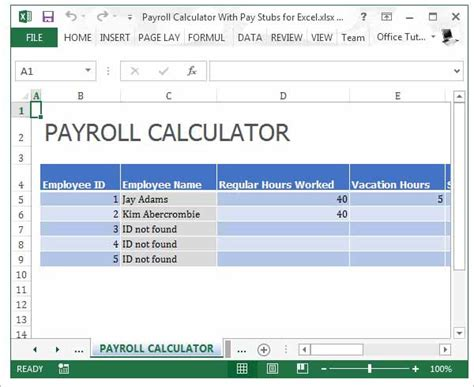 wage deductions calculator payroll calculator tax calculator gross pay calculator