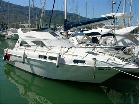 used boats for sale denia sealine 310 fly in marina de denia power boats used