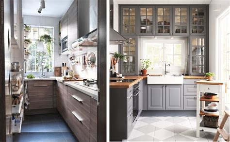 decorar cocina en l 10 ideas para cocinas peque 241 as cocinas pinterest