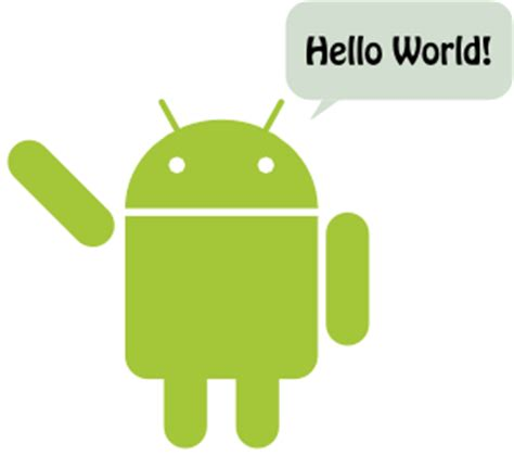 Android Hello World by Creating A Simple Hello World Android Project Codeproject