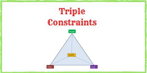 quiz worksheet project management triple constraint study com