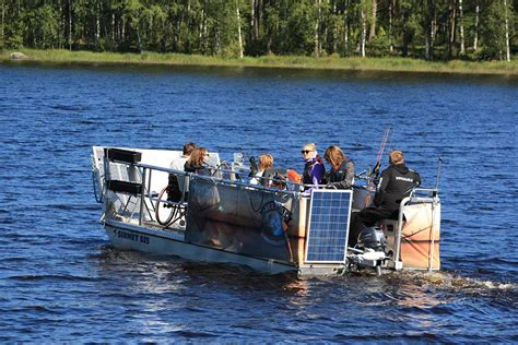 fishing in finland fishing boats and equipment - Boat Driving License Finland