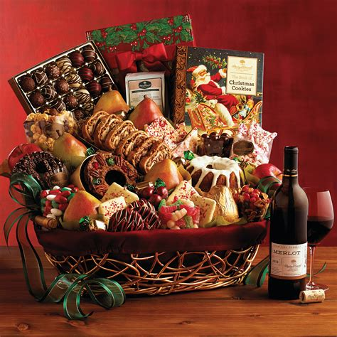 ultimate christmas gift basket gift baskets delivery harry david