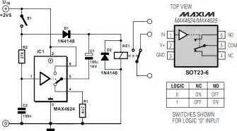 Reducing_Relay_Power_Consumption_Circuit_Diagram wiring for dimmer switch 19 on wiring for dimmer switch