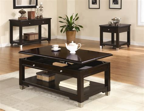 modern living room table sets coffee table exle of modern coffee table sets
