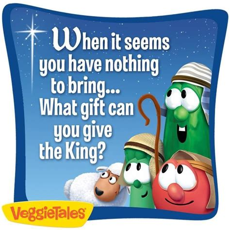 veggietales christmas eat your veggies veggietales