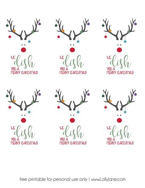 christmas gift tags printable decor popular home decor gift ideas for christmas
