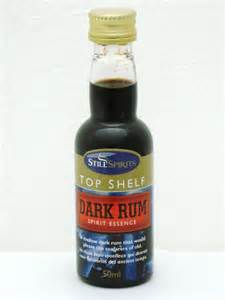 top shelf rum top shelf spirits flavour essences