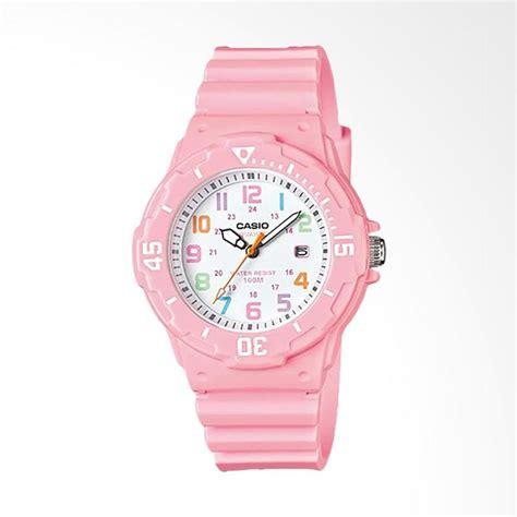 Jam Tangan Wanita Casio Lrw 200h 4b Garansi Resmi Original jual casio lrw 200h 4b2vdf resin band jam tangan wanita