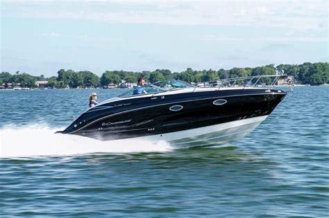 crownline boat test crownline 264 cr boating world