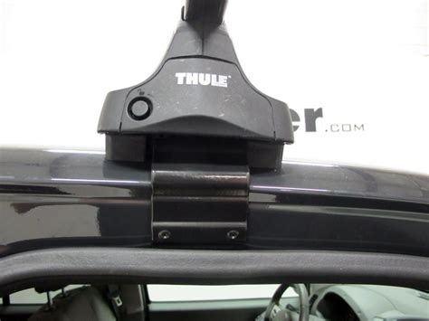 Gmc Roof Rack by Thule Roof Rack For 2016 Gmc 2500 Etrailer