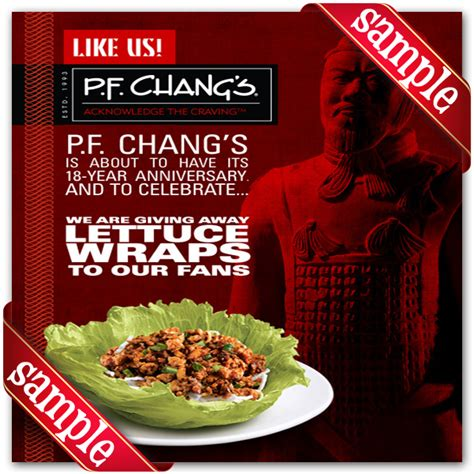 Pf Changs Gift Card Promotion - p f changs printable coupon december 2016