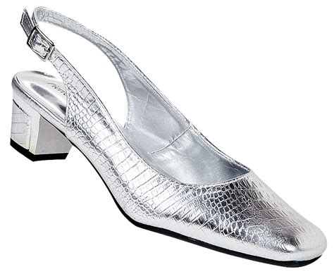silver dress shoes for 12 womens shoes