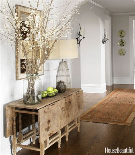 Country Entryway Ideas Modern Country Hallway House Beautiful