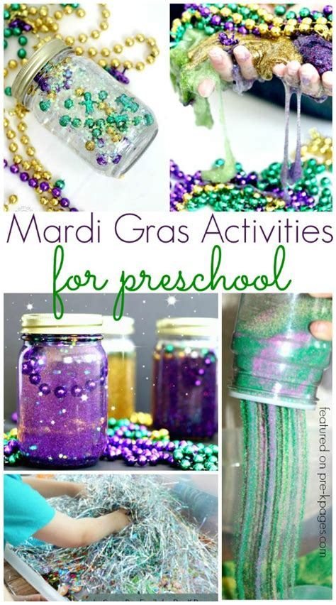 Mardi Gras Worksheets by Mardi Gras Activities For Preschool Pre K Pages