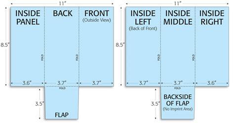 Pocket Brochure Template Gnf Pocket Brochure Folding Print Layouts