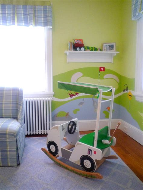 room golf golf nursery on golf baby baby boy bedding