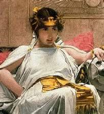 by john william waterhouse cleopatra the egyptian museum cairo egypt sneb