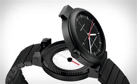 who makes porsche watches looking for a automatic with an automatic compass