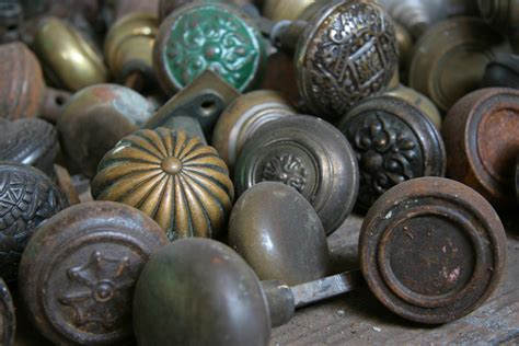 Vintage Knobs by Nessy Designs Antique Faucet Handles