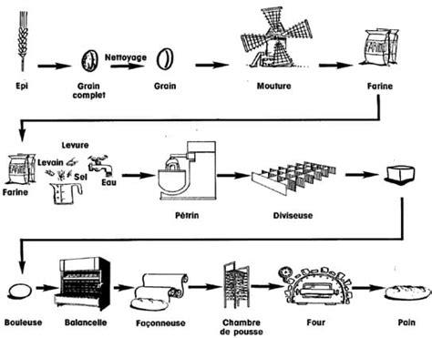 diagramme de fabrication de la farine de blé le 224 la loupe magasin auchan magasin auchan
